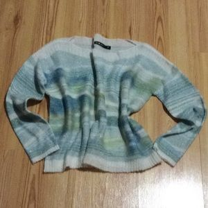 Troubadour Thin shimmery sweater NWOT!